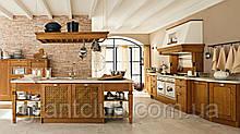 Итальянская классическая кухня из дуба VALENCIA Rovere Savoyen  фабрика EFFE QUATTRO