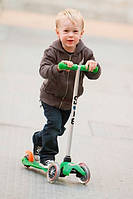 Самокат для детей – лучший транспорт для маленьких
