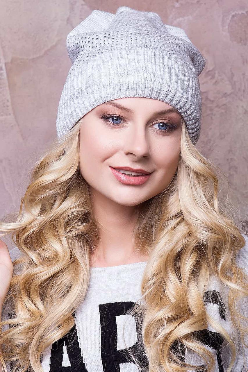 Женская шапка ушки «Катюша»