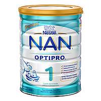 Детская сухая молочная смесь Nestle NAN 1 , 800 г