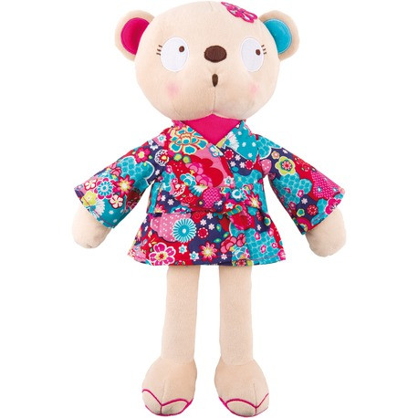Мягкая игрушка Мишка девочка Tuc Tuc KIMONO