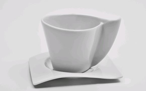 Чашка чайная с блюдцем 220 мл