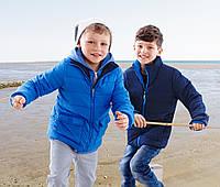 Куртка стеганая двусторонняя для мальчика Tchibo Германия 122/128