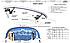 Защита задняя Toyota Rav4 2013-2016, труба одинарная, фото 5