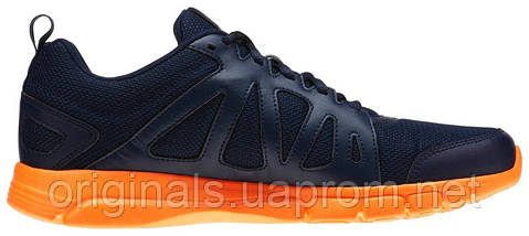 Яркие кроссовки для занятия спортом Reebok Trainfusion Nine 2.0 BD4794, фото 2