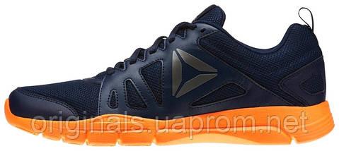 Яркие кроссовки для занятия спортом Reebok Trainfusion Nine 2.0 BD4794, фото 3