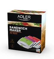 Сэндвичница Adler AD 3020, фото 1