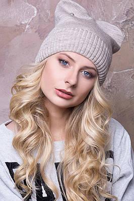 Женская шапка ушки «Микки»
