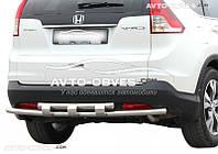 Защита заднего бампера для Honda CR-V