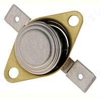 Термостат биметаллический с кнопкой сброса 130°C, 16А