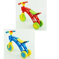 Детский толокар Ролоцикл. Детский транпорт, машина для детей от 1 года