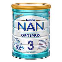 Детская сухая молочная смесь Nestle NAN 3 , 800 г