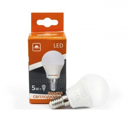 Лампа 5W 4200К Е14 ЛЕД