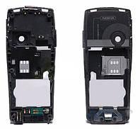 Средняя часть корпуса Nokia 6230i Black