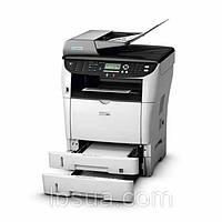 Ricoh SP3500SF монохромный копир, принтер, сканер, факс, ADF, формата А4