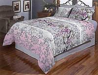 Красивое двуспальное постельное белье