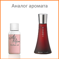 4. Концентрат 10 мл Deep Red Hugo Boss
