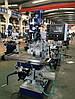 Zenitech UFM 120 Digi фрезерный станок по металлу широкоуниверсальный фрезерний верстат зенитек юфм 120 диги, фото 4