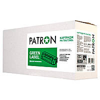 Картридж Canon 728, Black, MF4410/MF4430/MF4450/MF4550/MF4570/MF4580, 2.1k, Patron Green (PN-78A/728GL)