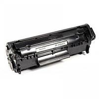 Картридж HP 12A (Q2612A), Black, LJ 1010/1020/1022/3015/3020/3030/3050/3055, PrintPro (PP-HQ2612)