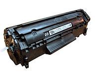 Картридж HP 12A (Q2612A), Black, LJ 1010/1020/1022/3015/3020/3030/3050/3055, 2k, OEM