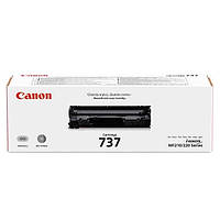 Картридж Canon 737, Black, MF211/212/216/217/226/229, 2.4k, OEM (9435B002AA)