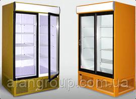 Шафа холодильна Канзас статичне охолодження