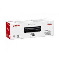 Картридж Canon 728, Black, MF4410/MF4430/MF4450/MF4550/MF4570/MF4580, 2.1k, OEM (3500B002)