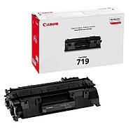 Картридж Canon 719, Black, LBP-6300/6650, MF5580/5840, 2.1k, OEM (3479B002)