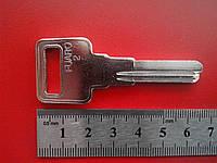 Заготовка ключа FUARO2 металл