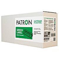 Картридж Canon 725, Black, LBP-6000/6020, MF3010, 1.6k, Patron Green (PN-85A/725GL)