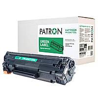Картридж Canon 712, Black, LBP-3010/3020, 1.5k, Patron Green (PN-35A/712GL)