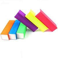 Баф четырехсторонний разноцветний