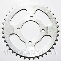 Звезда заднего колеса для мопеда Дельта 428х39