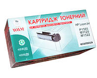 Картридж HP 36A (CB436A), Black, P1505/M1120/M1522, WWM (LC36N)