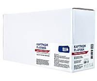 Картридж HP 80A (CF280A), Black, LJ Pro M401/M425, Free Lable (FL-CF280A)