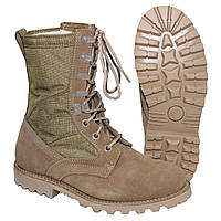 """Берцы летние из оленьей кожи """"Desert boots"""", оригинал армии Великобритании, 36 размер,""""ITURRI"""""""