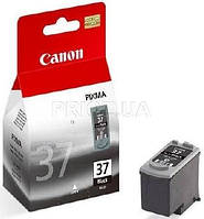 Картридж Canon PG-37, Black, iP1800/1900/2500/2600, MP140/190/210/220/470, MX300/310, 11 ml, OEM