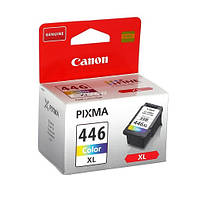 Картридж Canon CL-446XL, Color, MG2440/MG2540/MG2545/MG2940/MG2945, iP2840/iP2845, MX494, OEM (8284B001)