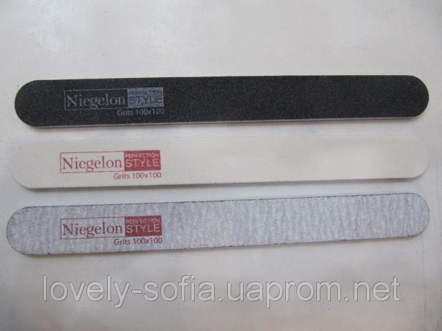 Пилочка минеральная  Niegelon(100*100)прямая