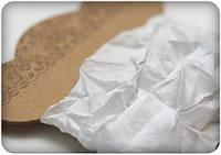 Лента-шебби белая 15мм\1м