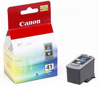 Картридж Canon CL-41, Color, iP1200/1800/2500, MP140/150/160/170/180/210/220/450/470, 12 ml, OEM