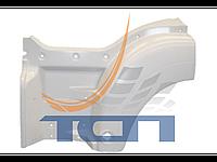 Подножка верхняя левая MAN TGA L-LX/TGS T330023 ТСП КИТАЙ