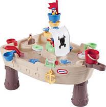 """Детский водный стол """"Пиратский корабль"""" Little Tikes 628566"""