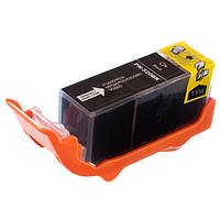 Картридж Canon PGI-520Bk, Black, iP3600/4600, MP540/550/560/620/630/640/980/990, MX860, Patron (PN-520BK)