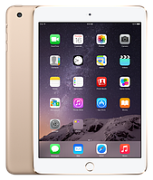 Apple iPad mini 3 Wi-Fi + LTE 16GB Gold (MH3G2)