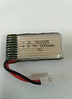 Аккумулятор для квадрокоптера JJRC H31 Батарея 500 mAh, фото 1