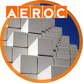 Газоблок Aeroc (Обухов)