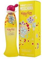 Женская туалетная вода Moschino Cheap & Chic Hippy Fizz (москино хиппи физ)