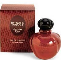 Женская туалетная вода Dior Hypnotic Poison (гипнотический цветочный аромат)  AAT